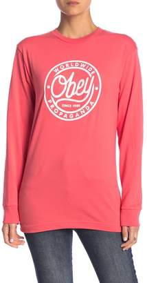 Obey Since '89 Long Sleeve Tee