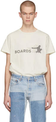 Remi Relief Off-White Boards T-Shirt