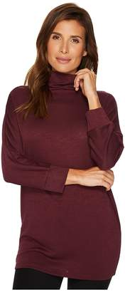 Nic+Zoe Every Occasion Mock Top Women's Clothing