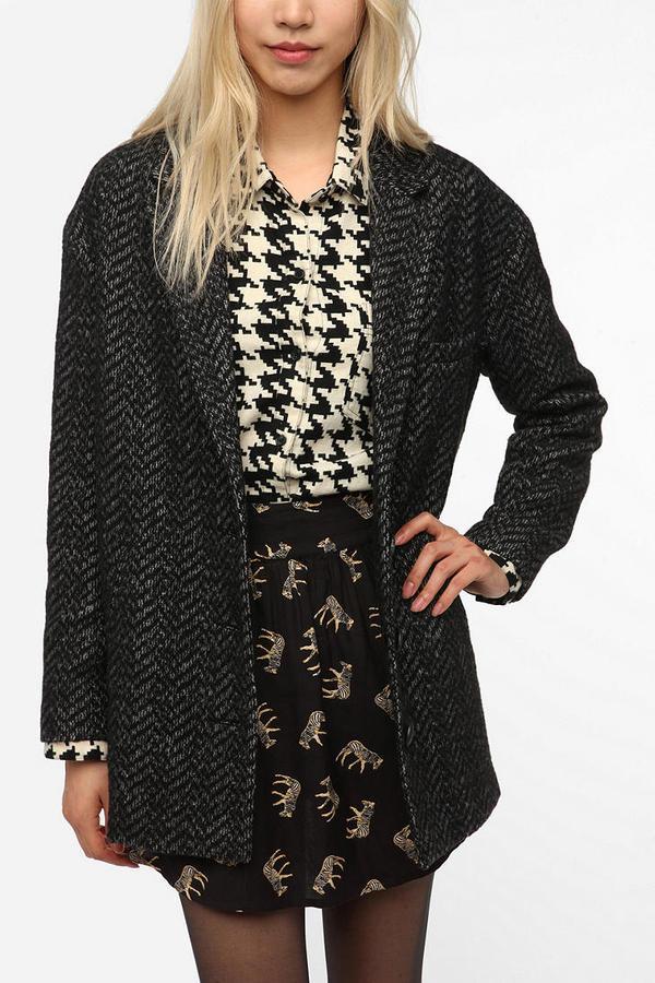 BDG Cocoon Coat