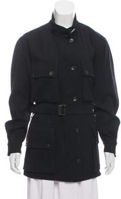 Gucci Button Up Short Jacket