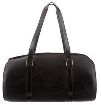 Louis Vuitton Epi Soufflot Bag Black Epi Soufflot Bag