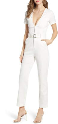 Tiger Mist Phillipa Denim Jumpsuit