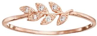 Lauren Conrad Leaf Ring