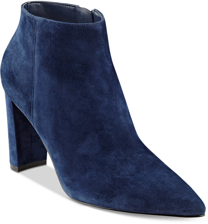 Ivanka Trump Kalyn Pointed-Toe Booties