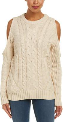Endless Rose Cold-Shoulder Sweater