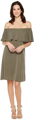 Brigitte Bailey Ayaka Off the Shoulder Dress Women's Dress