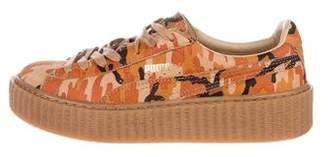 FENTY PUMA by Rihanna Camo Platform Sneakers