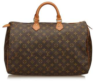 Louis Vuitton Vintage Monogram Speedy 40