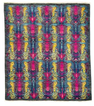 """Bloomingdale's Suzani Collection Oriental Rug, 5' x 5'8"""""""