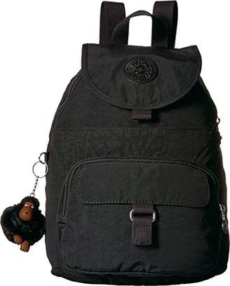 Kipling Queenie Metallic Backpack
