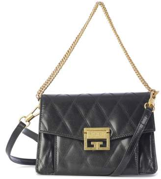 Givenchy Small Gv3 Matelasse` Removable Strap And Pattern With Magnetic Closure