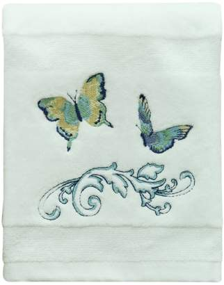 Bacova Watercolor Garden Hand Towel