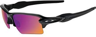 Oakley Men's Flak 2.0 XL OO9188-06 Rectangular Sunglasses