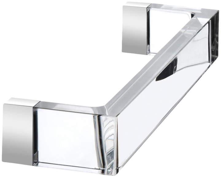 Rail Handtuchhalter 30 cm, glasklar