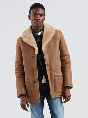 Levi's Shearling Ranch Coat