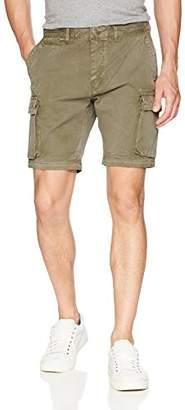 Scotch & Soda Men's Garment Dyed Cargo Short