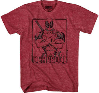 Pool' Novelty T-Shirts Deadpool Color Pool Graphic Tee