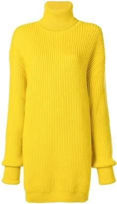 Maison Margiela long length sweater