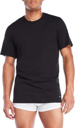 Calvin Klein 3-Pack Slim Fit Crew Neck T-Shirts