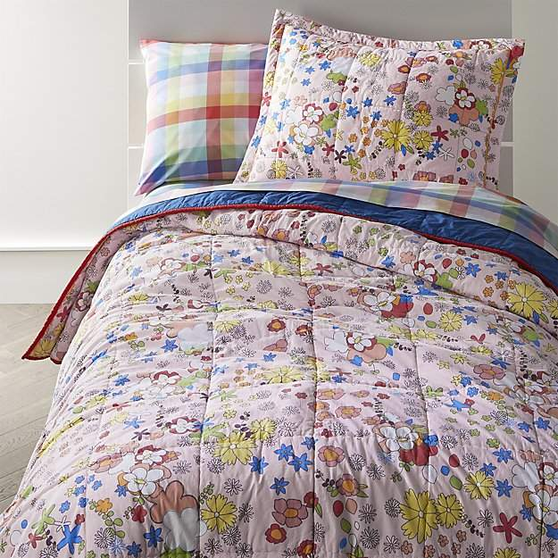 Fresh Floral Bedding