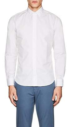 Brooklyn Tailors Men's Cotton Poplin Shirt