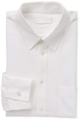 Alexander McQueen White Button Collar Tab Sleeve Shirt