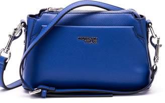 Trussardi Berry Cacciattora Crossbody Bag
