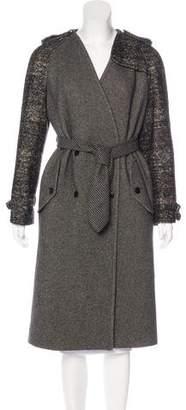 Max Mara Virgin Wool Double-Breasted Coat