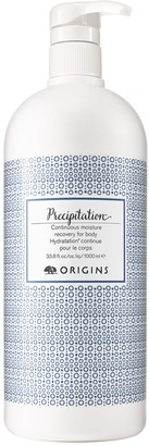 Origins Precipitation Moisture Recovery for Body