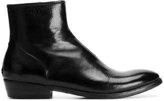Silvano Sassetti classic Chelsea ankle boots