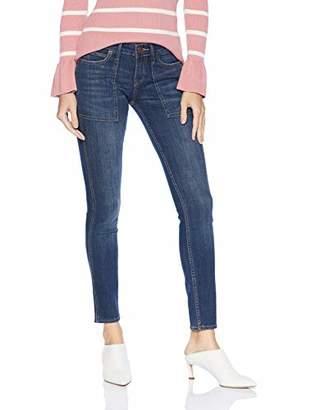 True Religion Women's Halle Midrise Skinny Jean