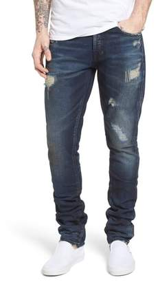 PRPS Denim Slim Straight Leg Jeans
