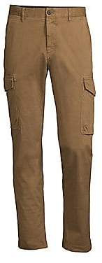Strellson Men's Low-Rise Tapered Cargo Pants