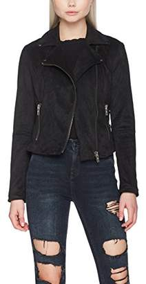 Khujo Women's Diwana Leather Jacket,UK