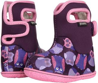Bogs Kids Baby Owls Girls Shoes