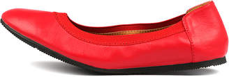 Walnut Melbourne Ava ballet Red Shoes Womens Shoes Casual Flat Shoes