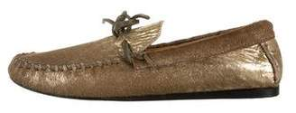 Etoile Isabel Marant Lamé Fodih Loafers