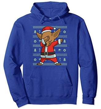 Dabbing Chichuachua Pullover Hoodie Funny Christmas Gift