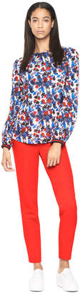 Milly HIBISCUS PRINT MANDY TOP