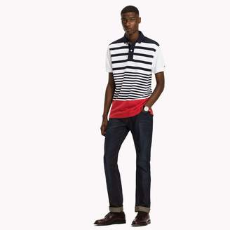 Tommy Hilfiger Bold Stripe Regular Fit Polo