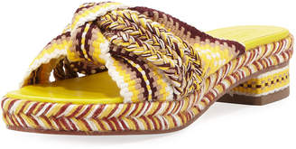 Antolina Bella Braided Slide Sandals