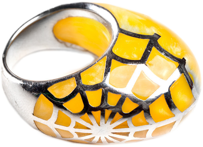 Number A Spider Web Ring