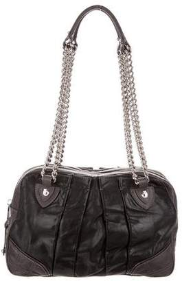 Marc Jacobs Pleated Leather Bag