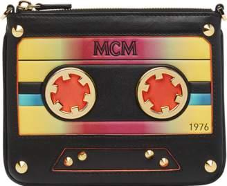 MCM Crossbody Pouch In Cassette