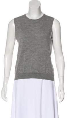 Brooks Brothers Mélange Merino Wool Vest