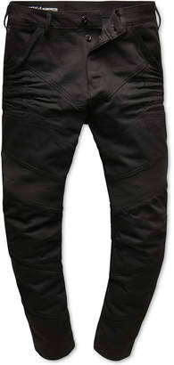 G Star Men's Black Moto Jeans, Created for Macy's