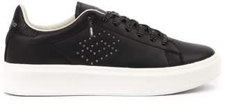 Lotto Leggenda Impressions Lth W Black Leather Sneaker