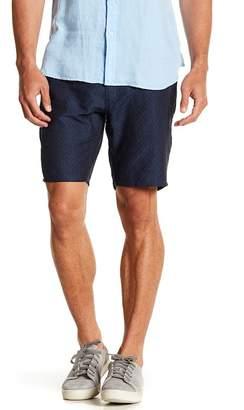Toscano Jacquard Knit Shorts