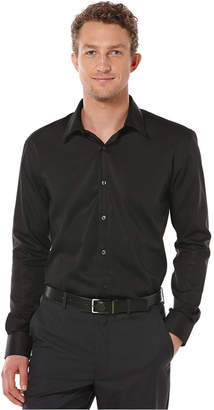 Perry Ellis Men's Twill Non-Iron Shirt
